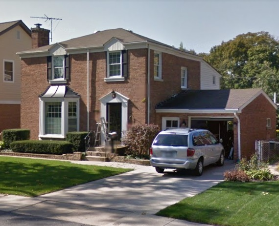 We did a heating repair in Mount Prospect for this house