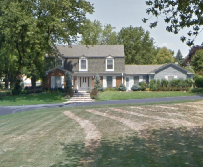 We helped out at this home as a heating company in South Barrington