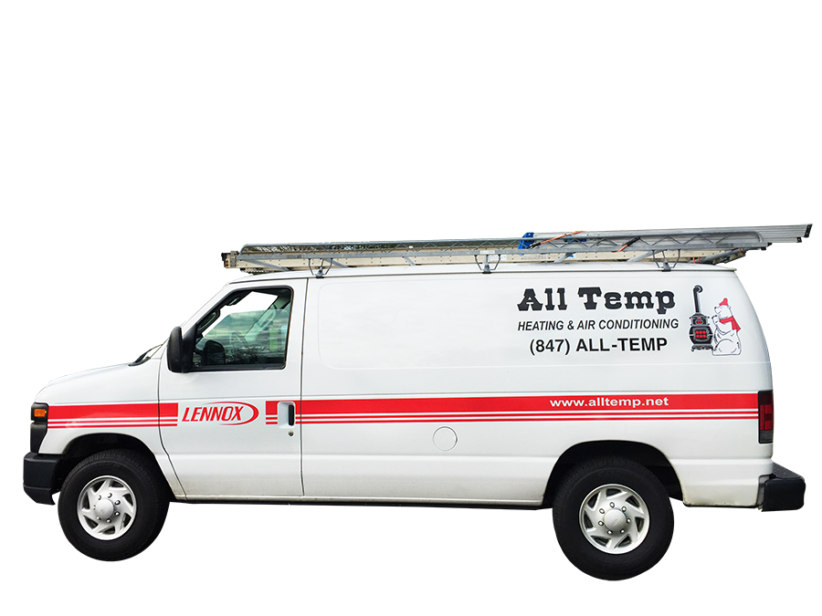 All Temp Heating Air Conditioning Inc Hvac Contractor Wauconda Il