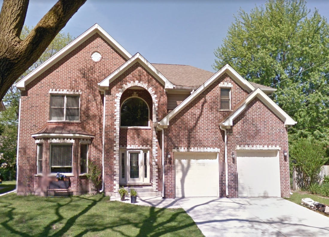 We were the HVAC Contractor in Buffalo Grove for this home - All Temp Heating & Air Conditioning Inc