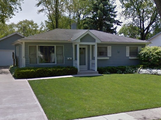 This house is where we did a Mundelein furnace repair job - All Temp Heating & Air Conditioning Inc