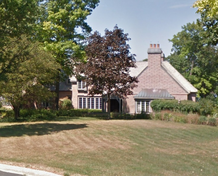 We did some furnace repairs in barrington hills for a happy family at this house